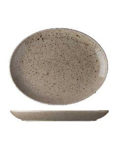 Lifestyle Oval Fad 28cm - Natur