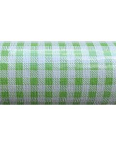 Papirdug 25m tern grøn/hvid