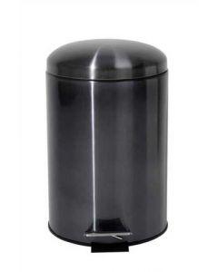 Affaldsspand 12L - Steel Dark Grey