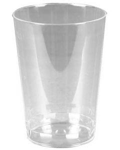 Plastglas 10cl - 50stk