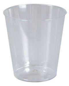 Plastglas 3cl - hård