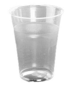 Plastglas 25 cl blød - 50 stk.