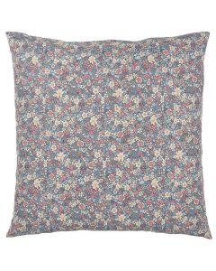 Pude 60x60cm Lavendel m/blomster