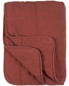 Quilt tæppe - Rust