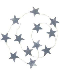 Ranke stjerner - Gylden Wire