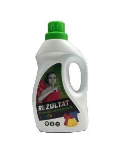 Rezultat flydende vaskemiddel - Farvet - 1L