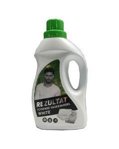Rezultat flydende vaskemiddel - Hvid - 1L