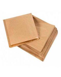 Sandwichlomme 15x18cm Papir - 1000 stk