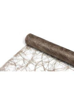Sizoweb bordløber - 30 cm x 5 meter - Almond