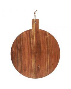 Skærebræt Akacietræ - 45cm