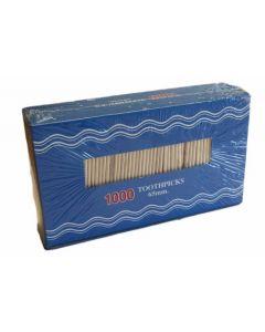 Tandstikker uindpakkede - 1000 stk