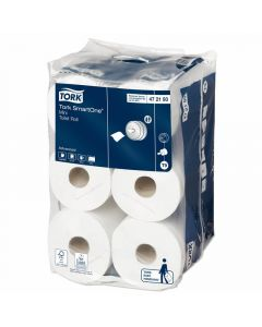 Tork SmartOne Toiletpapir 12rl