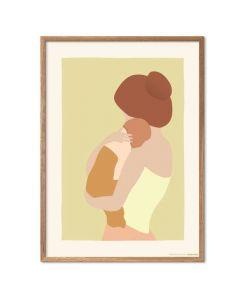 ViSSEVASSE Plakat - Motherhood