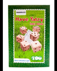 Yatzy XL havespil
