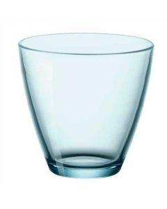 Zeno vandglas blå - 26cl